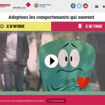 « Adoptons les comportements qui sauvent » :  Grande cause nationale 2016