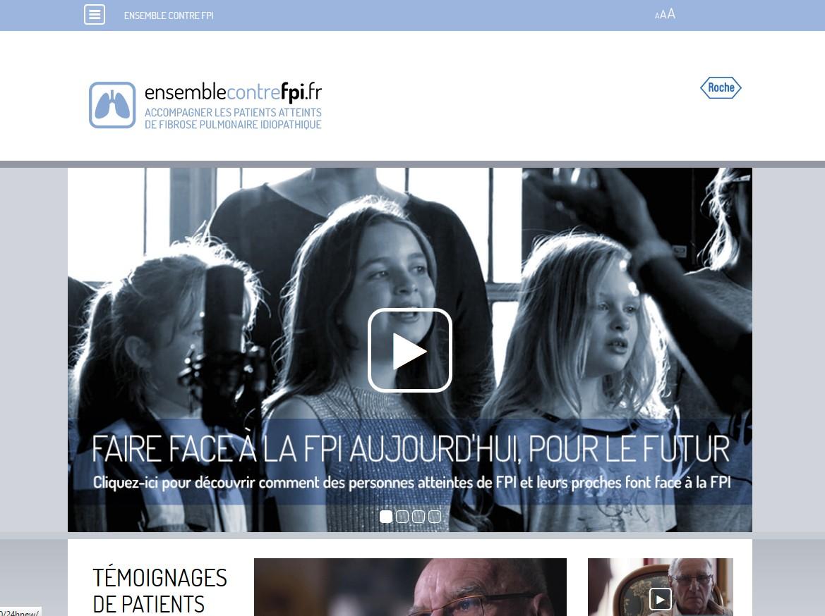 Le site ensemblecontrefpi.fr