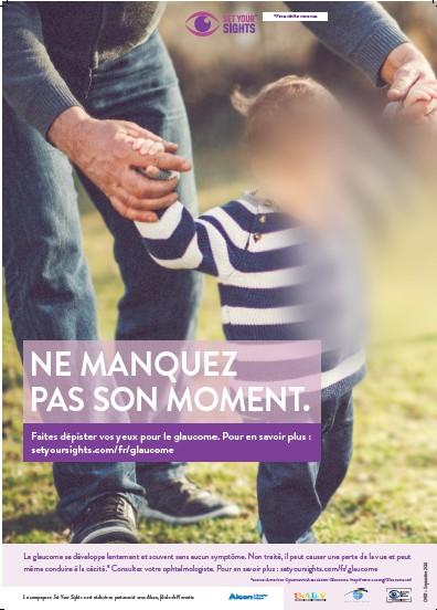 Glaucome : 59 % des Français déclarent ne pas être familiers avec cette maladie oculaire