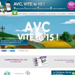Journée mondiale de l'AVC – samedi 29 octobre 2016