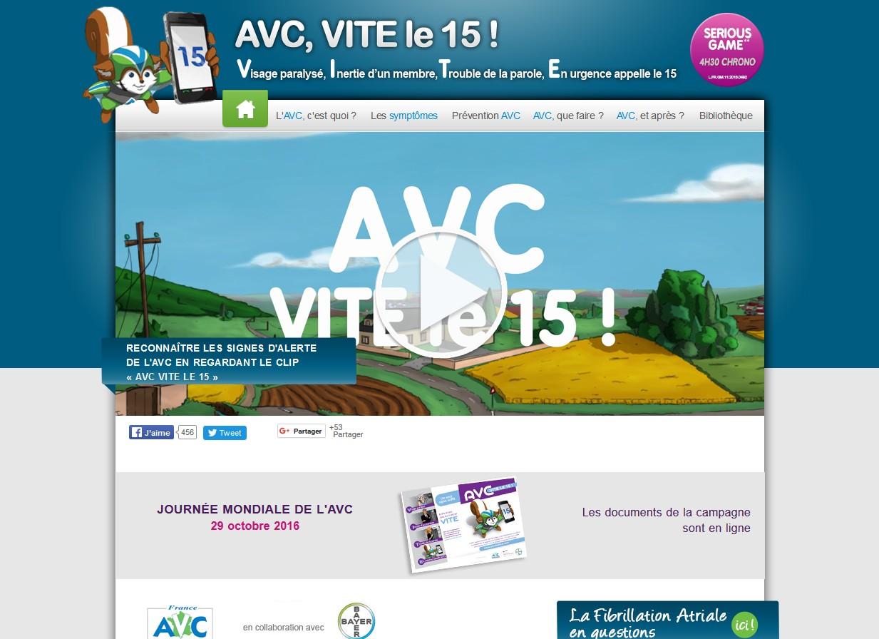 le site www.avcvitele15.com