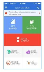 Moi(s) sans tabac : l'appli Tabac info service fait peau neuve !