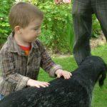 Les animaux de compagnie aident au développement des enfants