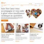 Insuffisance cardiaque : un site web pour accompagner les patients et leurs proches