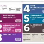 Un panorama interactif  sur « les cancers en France »