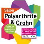 Salon de la polyarthrite et de Crohn, les 13 et 14 octobre 2017 à Paris