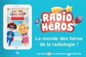 L'app Radio Héros de Bayer