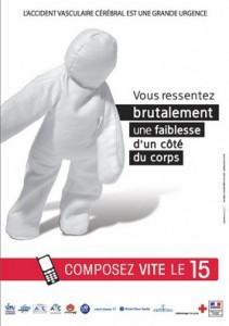 L'AVC, troisième cause de décès en France