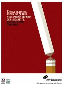 Les filles fument presque autant que les garçons