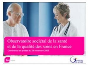Les Français jugent leur système de santé : bien, mais cher !