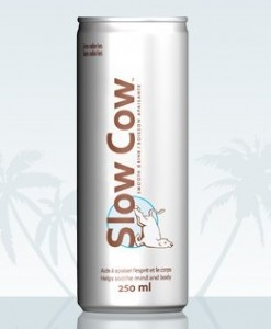 Boisson zen : Slow Cow, l'anti Red Bull