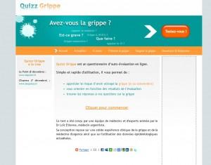 Quizz Grippe : avez-vous la grippe A (H1N1) ? Testez-vous en ligne