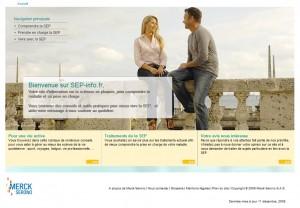 Sclérose en plaques : Sep-info.fr, un nouveau site d'information pour mieux vivre au quotidien