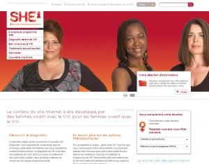 VIH: un site internet pour soutenir les femmes séropositives