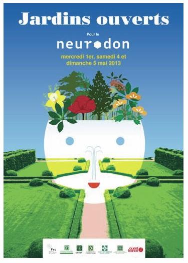 Neurodon: 10ème edition des jardins ouverts