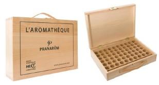 Aromatheque trousse a pharmacie