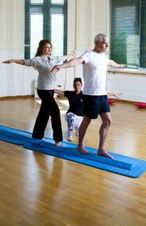 Exercice Parkinson Lamalou