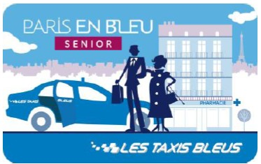 carte senior taxis bleus