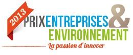 prix entreprises et environnement 2013