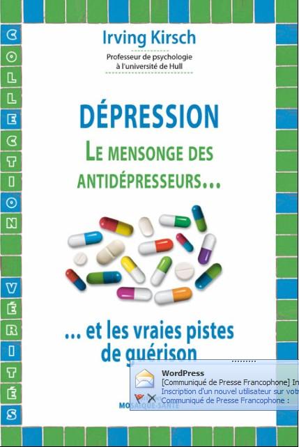 Dépression et placebo