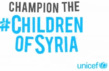 Unicef enfants en syrie