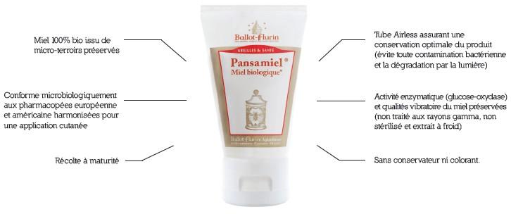 pansement Pansamiel Bio