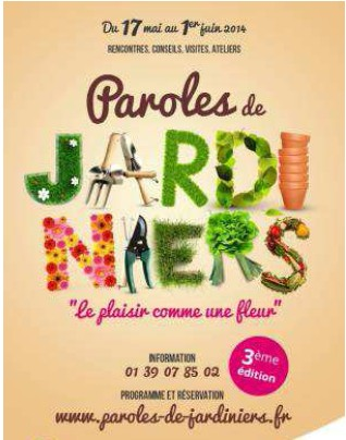 Paroles de Jardiniers 78