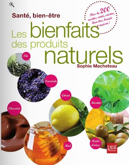 Les bienfaits des produits naturels
