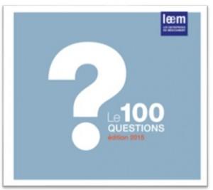 Le médicament en « 100 questions »