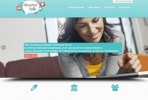 Rhuma'talk : un réseau social pour les malades atteints de rhumatismes inflammatoires chroniques