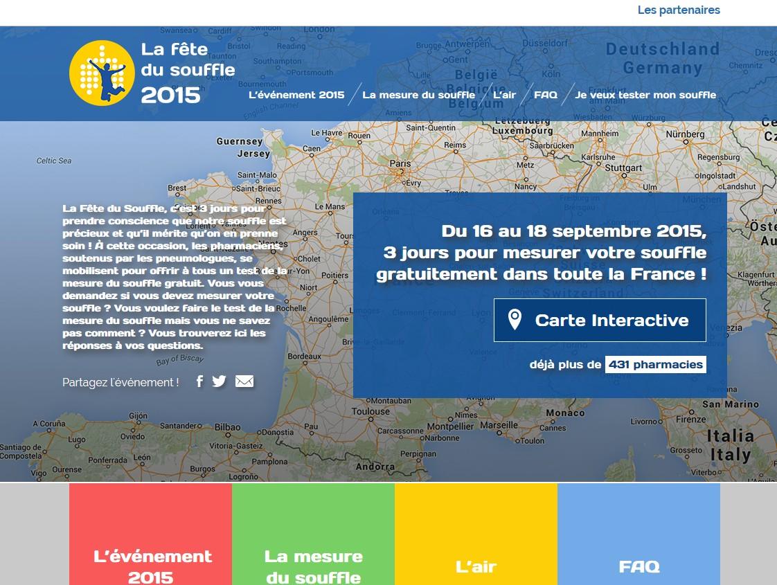 le site : www.fetedusouffle.com