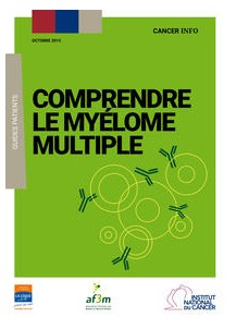 Myélome multiple: l'INCa propose un guide pour les patients