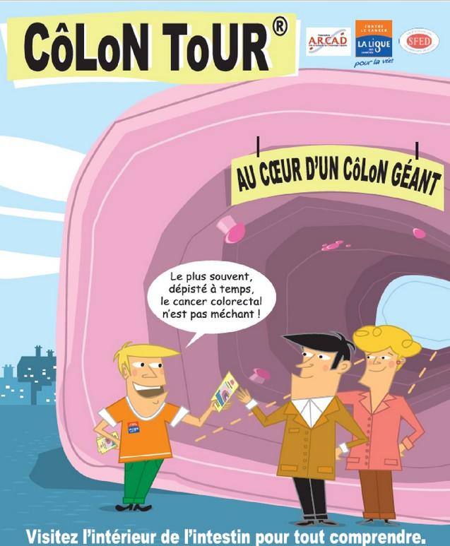 Côlon Tour 2016 : la Ligue contre le cancer repart sur les routes de France
