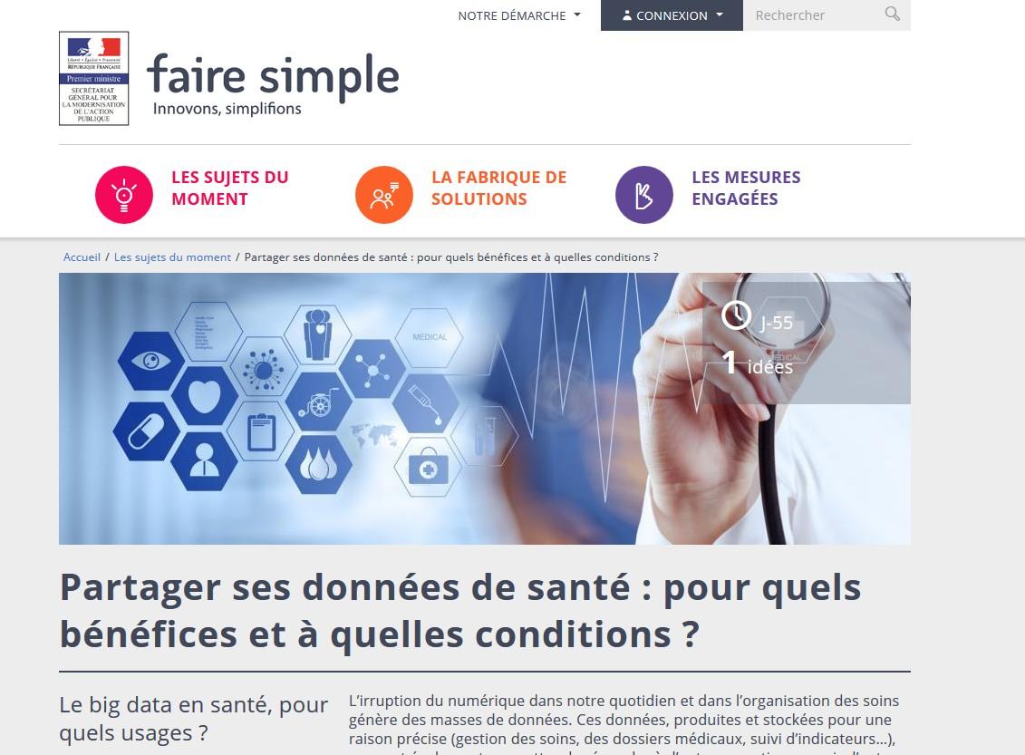 Données de santé : Marisol Touraine consulte les Français en ligne