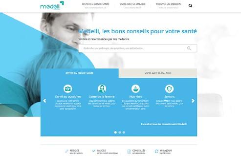Medelli® : un site web grand public proposant des informations santé validées