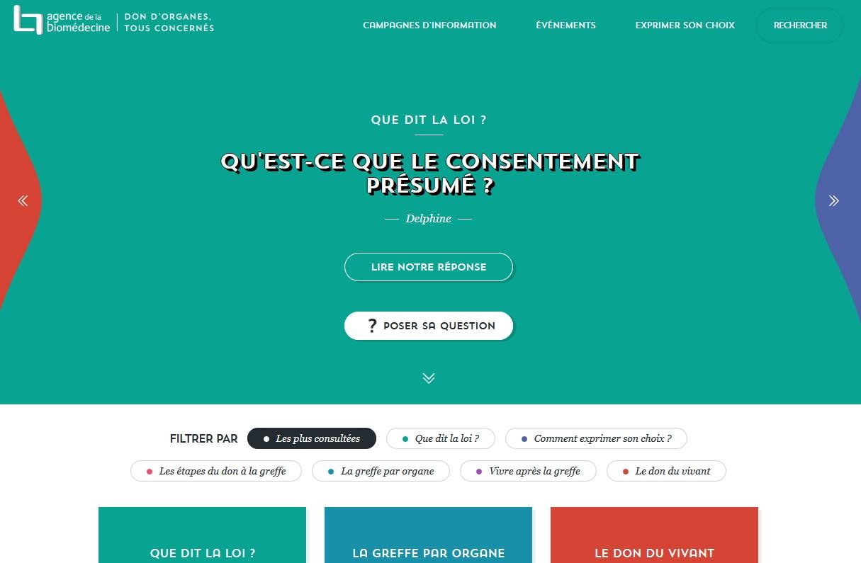 le site dondorganes.fr