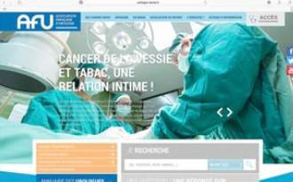 Le nouveau site de l'AFU