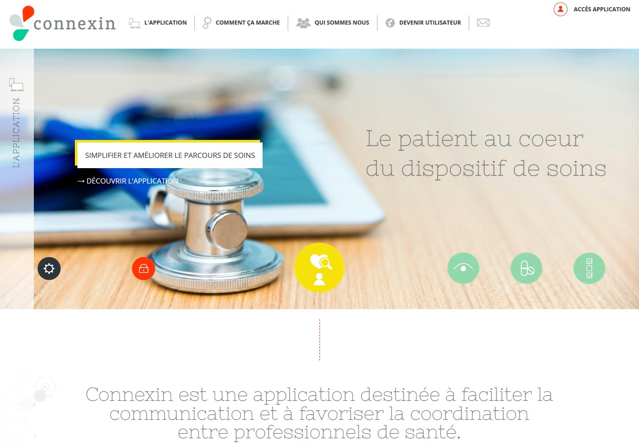 Le site connexin.fr