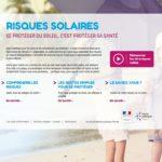Risques solaires et cancers : les gestes de prévention encore trop peu mis en oeuvre