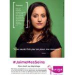 """Cancer du sein : """"Le dépistage est UN DROIT, prenez-le !"""""""